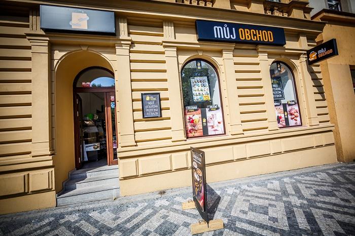 Můj obchod pracuje s novou vizuální identitou, zdroj: Makro Cash & Carry ČR.