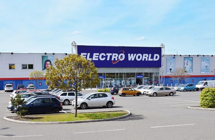 Prodejny sloužily během koronavirové krize jako výdejny, zdroj: Electro World.