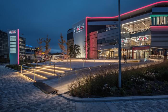 Nové Centrum Chodov nabídne přes 300 prodejních jednotek, foto: Unibail-Rodamco.