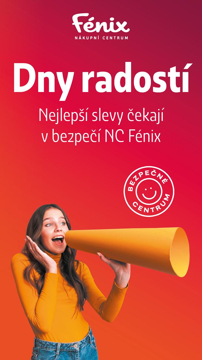 Kampaň pro OC Fénix v Praze, zdroj: CPI PG