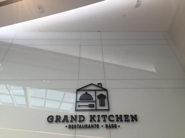 V prostoru Grand Kitchen se nachází více než 40 restaurac, foto: MediaGuru.cz.