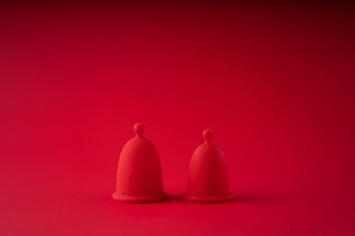 Menstruační kalíšek od Whoop·de·doo, foto: Adam Dvořák