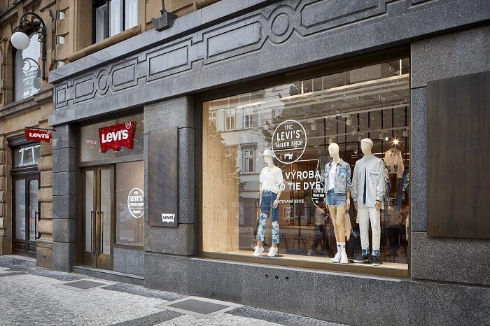 Obchod v Praze má být největší ve střední a východní Evropě, zdroj: Levi´s