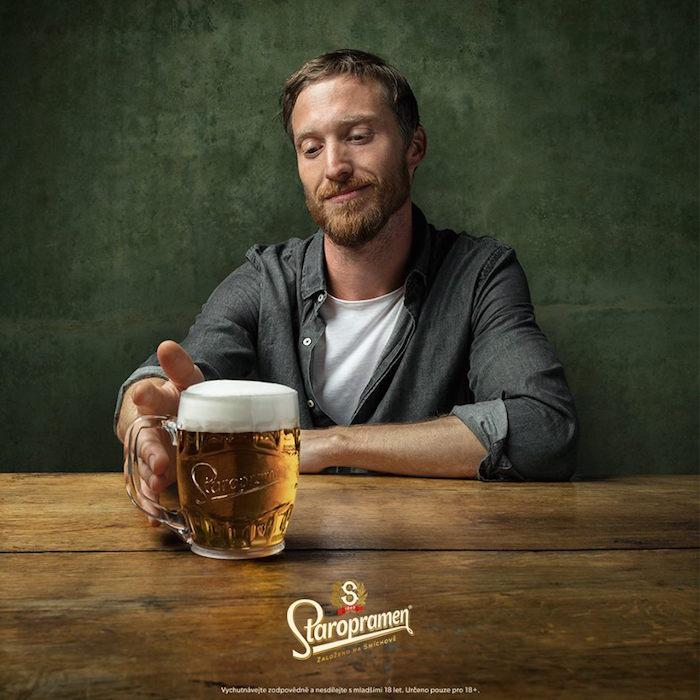 Nové pivní sklo značky Staropramen, foto: Pivovary Staropramen