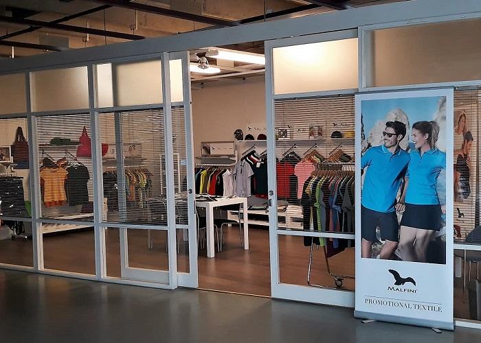 Nový showroom je již devátý v pořadí, zdroj: Adler