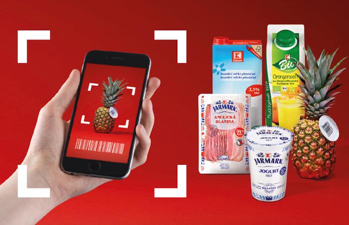 Kaufland přichází s vlastní nákupní mobilní aplikaci, zdroj: Kaufland.