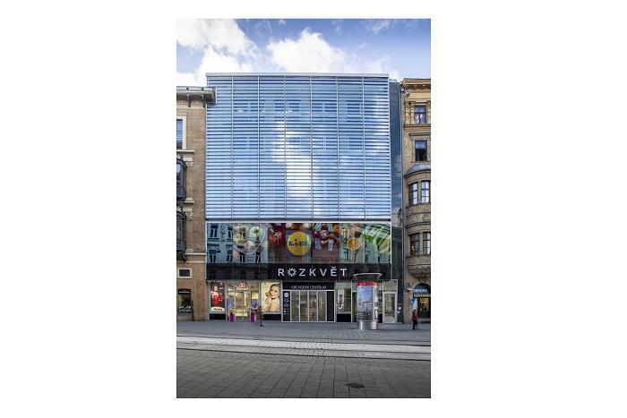 Prodejna v Brně bude nejměnší v ČR o rozloze 606 m², zdroj: Lidl