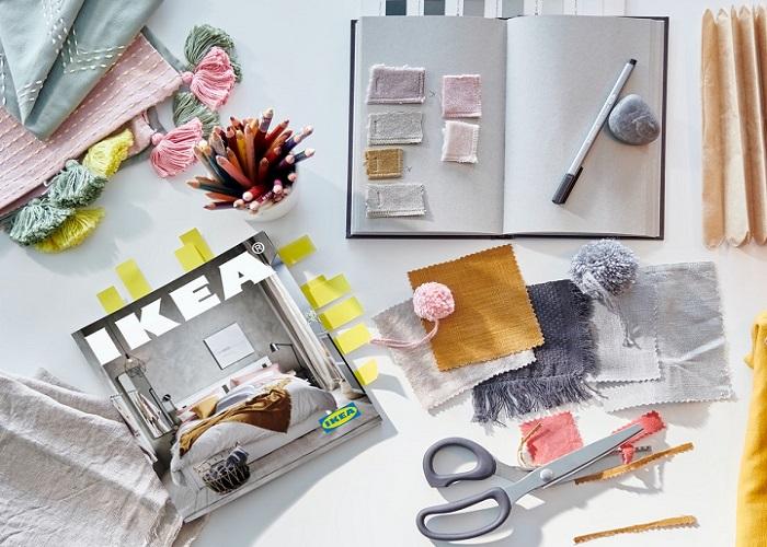 Katalog 2021 vyjde letos ve 179 tisíc kusech, loni to bylo 350 tisíc kusů, zdroj: Ikea