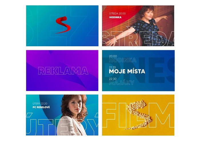 Nová grafika Televize Seznam, zdroj: Seznam.cz, zdroj: Seznam.cz