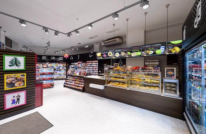 1 minute je nejmladší koncept, funguje od roku 2018 a nachází se v kancelářských budovách, zdroj: Lagardére Travel Retail