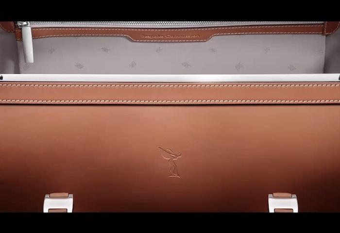 Symbol Spirit of Ecstasy se objeví na dalších luxusních produktech značky, zdroj: Rolls-Royce.