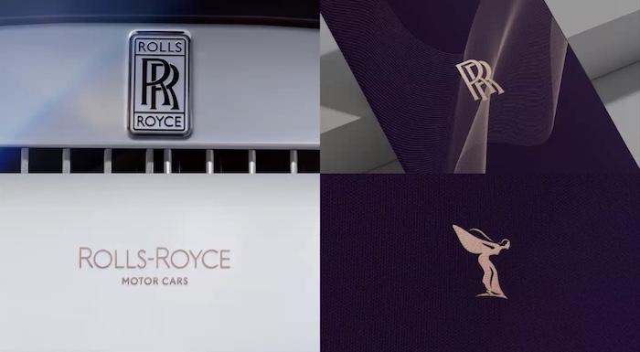 Nová vizuální identita značky Rolls-Royce, zdroj: Rolls-Royce.