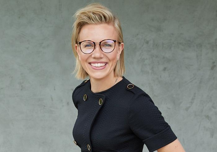 Tereza Báčová, zdroj: Mediaplus