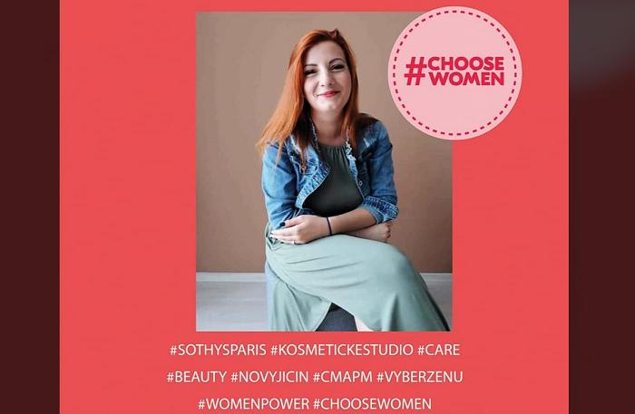Kosmetička Markéta Ondrejášová získala díky nominaci nové klientky, zdroj: FB Podnikatelky.eu.