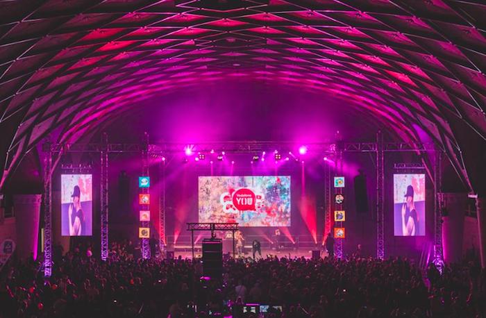 Vodafone You Fest na pražském Výstavišti, foto: Lukas Neasi