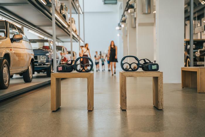 Hru Škoda Time Machine si mohou už nyní zahrát návštěvníci mladoboleslavského muzea automobilky, zdroj: Brainz Immersive.