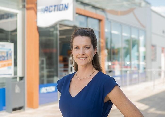 Monique Groeneveld, zdroj: Action