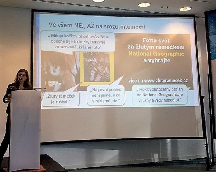 Hana Friedlaenderová na konferenci Flema 2017, foto: MediaGuru.cz