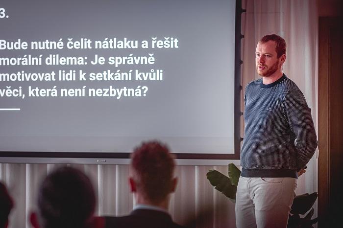 Jindřich Fáborský, zdroj: Marketing Festival