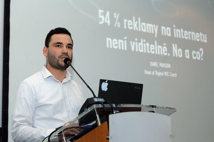 Daniel Mansour na konferenci Flema, foto: Flemedia