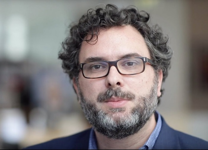 Erik Tabery, zdroj: repro YouTube Economia