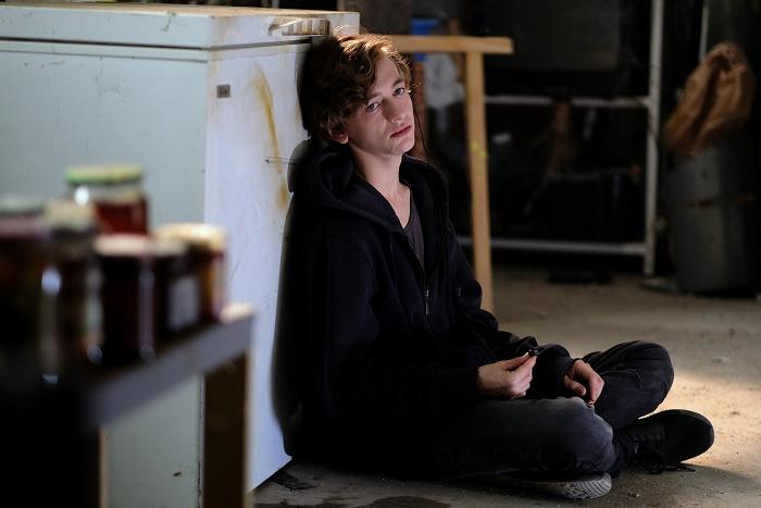 Jakub Nemčok jako patnáctiletý Marty Biederman, foto: Richard Hodonický