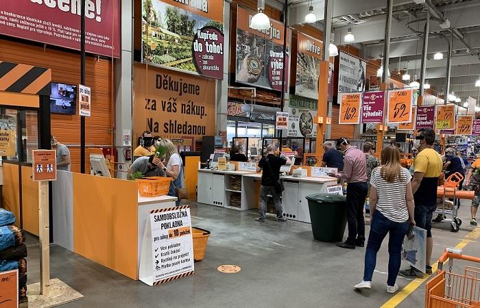 Do konce října je hobby market zavede na všech pražských pobočkách, zdroj: Hornbach