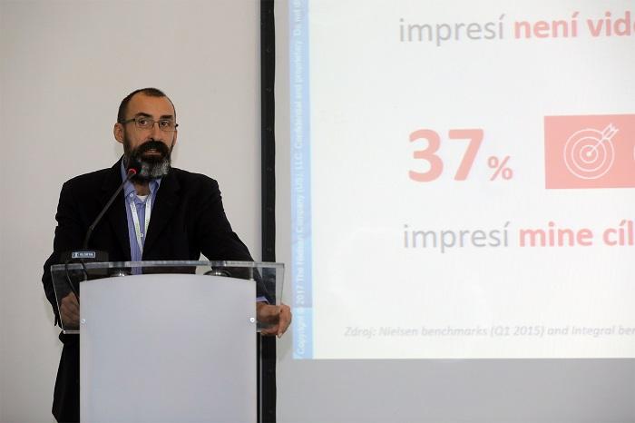 Tomáš Bičík na konferenci Flema, foto: Flemedia