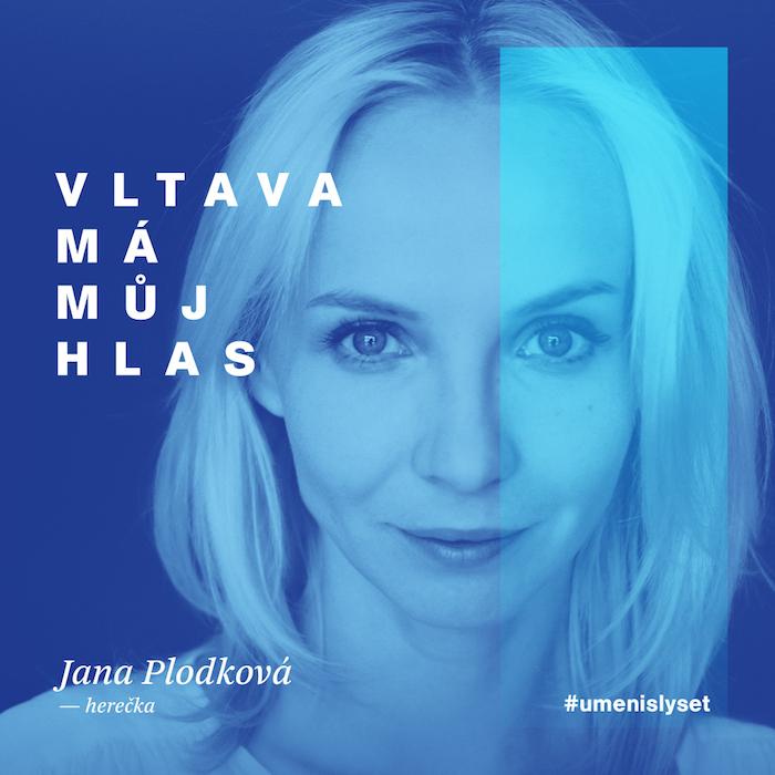 Klíčový vizuál kampaně Českého rozhlasu Vltava, zdroj: ČRo