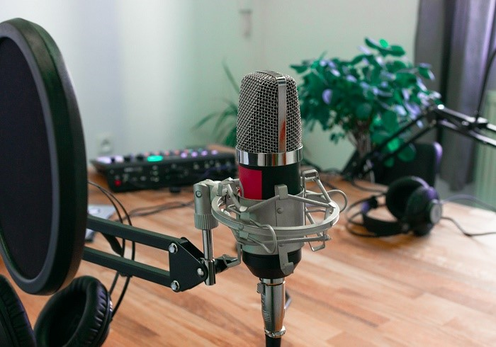 Advertia Podcast Studio, zdroj: Advertia digital