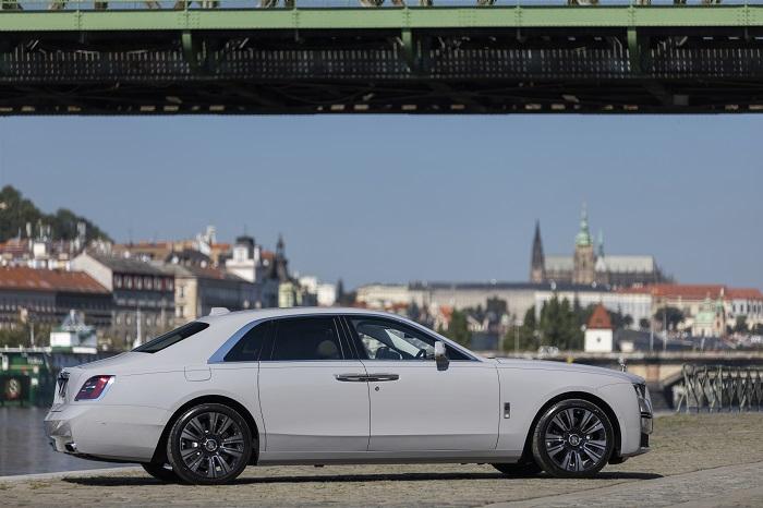 Rolls-Royce měl v Praze evropskou premiéru, zdroj: Rolls-Royce.