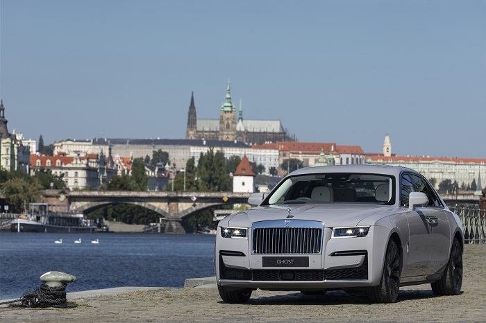 Rolls-Royce Ghost, zdroj: Rolls-Royce