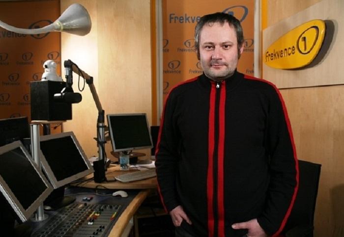 Miroslav Škoda, foto: Frekvence 1