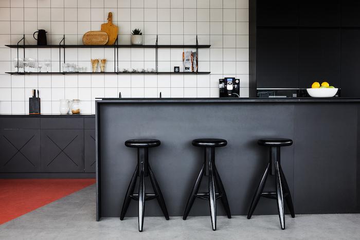 Zaměstnanci mohou využívat prostornou kuchyni, zdroj: Publicis Groupe.