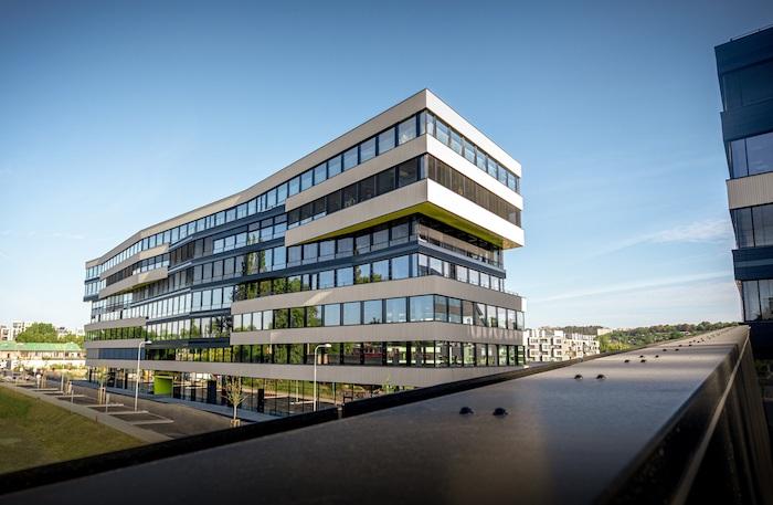 Nové kanceláře skupiny Publicis Groupe ve čtvrti Dock, zdroj: Publicis