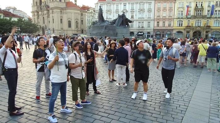 Z pořadu Účastníci zájezdu, foto: Czech Tourism