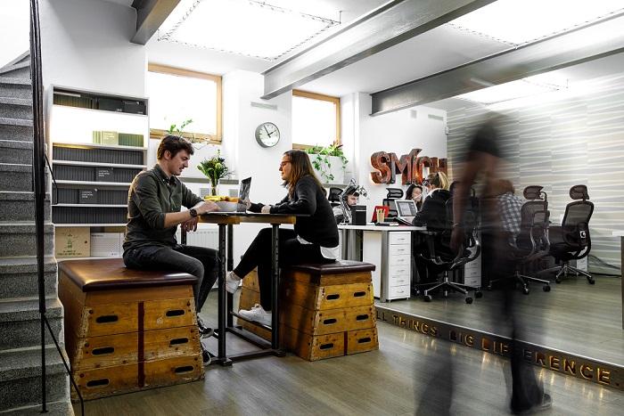 Kanceláře agentury se nacházejí na pražských Vinohradech, zdroj: Loosers