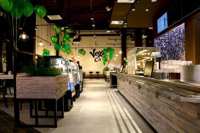 Nová pobočka Vegg-Go v Centru Chodov, foto: Vegg-Go