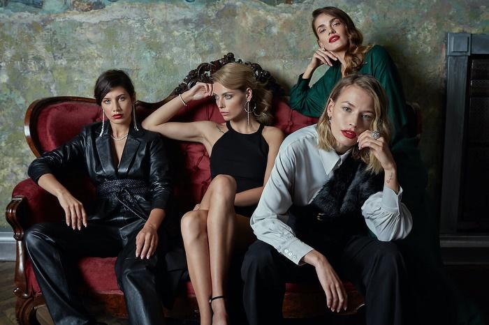 Glamour kolekce od privátní značky answear.LAB, zdroj: Answear
