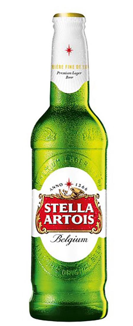 Na sklonku roku bude uvede Stella Artois nová lahev, zdroj: Pivovary Staropramen.