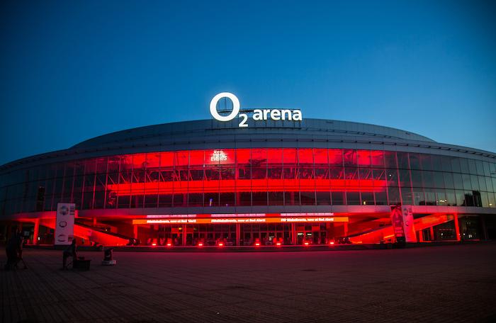Do iniciativy #wemakeevents se zapojila i O2 arena, zdroj: O2 arena.