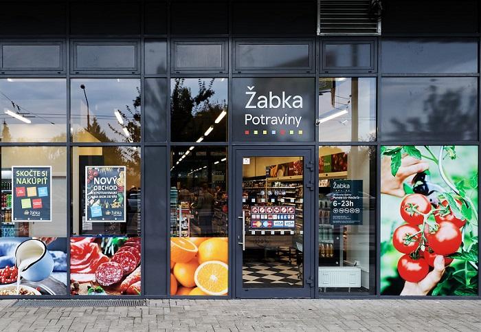 První prodejna Žabky na Slovensku je v městské části Bratislava - Ružinov, zdroj: Tesco/Žabka