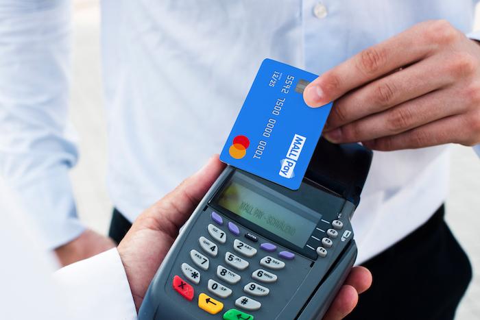 Tzv. skipovací platební karta od Mall Pay, zdroj: Mall Pay