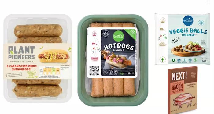 V zahraničí je již v nabídce i slanina na rostlinné bázi, zdroj: prezentace agentury Nielsen.