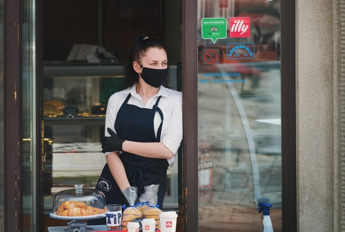 Na podzim nabízí podle Edenred výdejní okénko o 15 % restaurací více, zdroj: Shutterstock