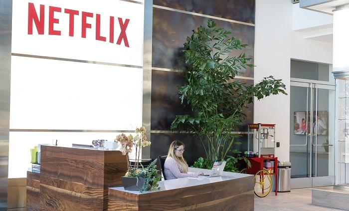 Sídlo Netflix, foto: Netflix