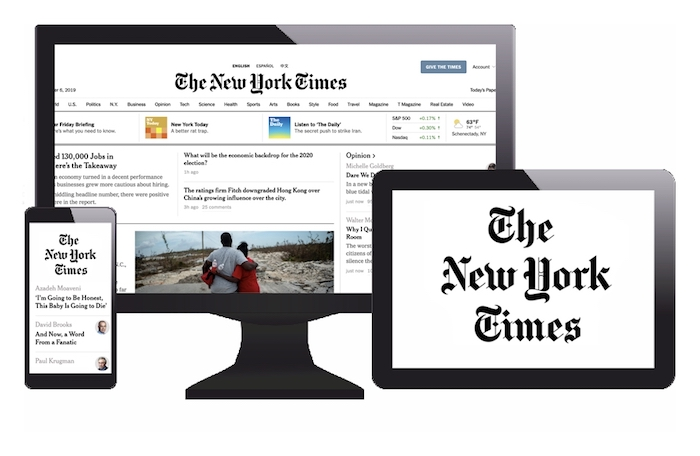 Zdroj: The New York Times