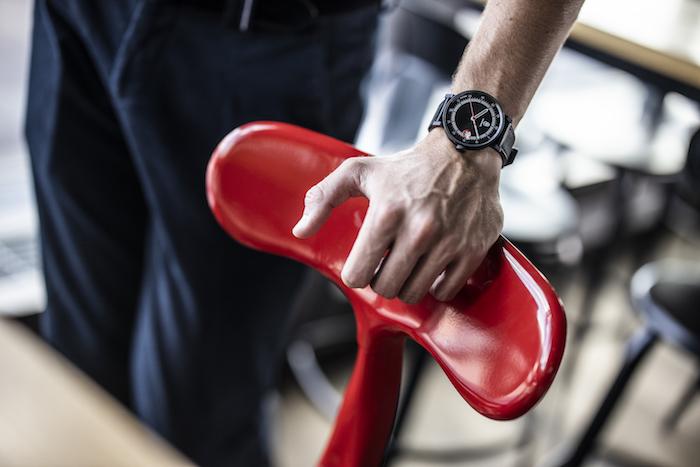 Nová značka luxusních hodinek se jmenuje Bohematic, zdroj: Bohematic.