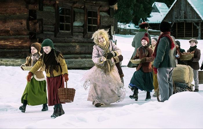 O vánoční hvězdě, zdroj: Česká televize