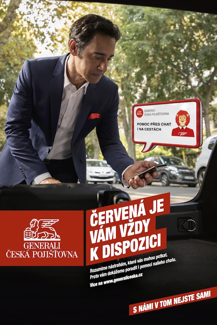 Zdroj: Generali Česká pojišťovna